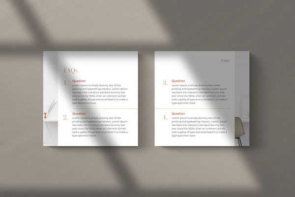 Social Post and Story Templates