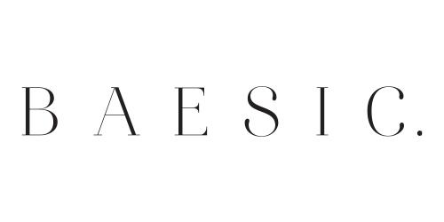 Baesic Skincare Logo