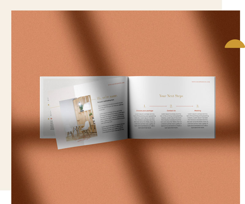R&R Canva Templates Brochure