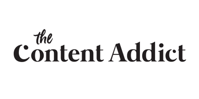 The Content Addict Logo
